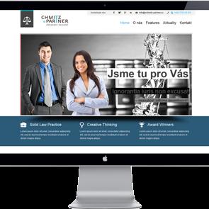 Tvorba webových stránek s administrací