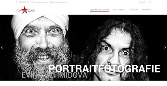 Portraitfotografie von E.Schmidova