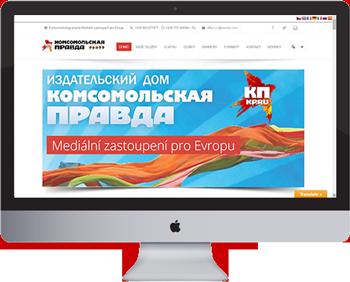 """Vydavatelský dům """"Komsomolskaja pravda"""""""
