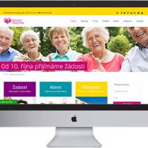 Senior Holding s.r.o. – návrh grafického layoutu